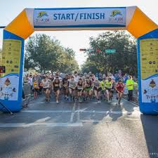 10k thanksgiving day races