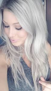 silver blonde haircolor ash blonde ombre and silver ash blonde hairstyle ideas