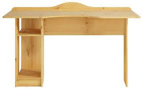 Schreibtisch Naturholz Schreibtisch Home Affaire Lasse Kaufen Baur