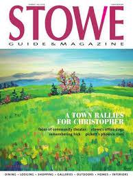 stowe magazine summer fall 2013 by stowe guide u0026 magazine issuu