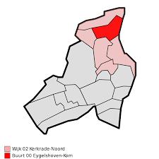 kerkrade netherlands map eygelshoven