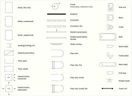 Bathroom Floor Plan Floor Plan Symbols Bathroom Bathroom Floor Plan Symbols E