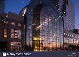 winter garden atrium pavilion world financial center manhattan new
