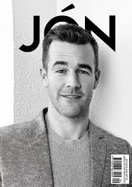 James Van Der Meme - jón issue 9 pin br james van der beek cover