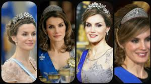 tiara collection letizia s best tiara collection