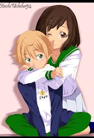 subaru anime character uchimaki subaru and usami mizuki by getaxy on deviantart