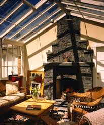 Count Rumford Fireplace by Rumford Fireplace Construction
