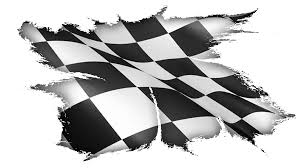 Checkered Flag Eps Black And White Checkered Flag Clipart Clipart Collection Free