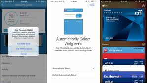 Barnes Pc Plus Key Machine How To Use Rewards Cards With Apple Pay And The Wallet App Imore