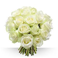 fleurs blanches mariage mariage 21 gros boutons blancs