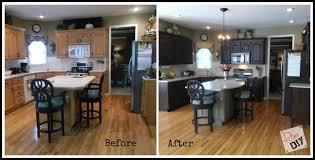 how to modernize golden oak cabinets kitchen makeover