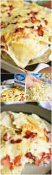 baked ravioli mac and cheese with bacon will cook for smiles