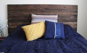 diy how to make your own wood headboard u2013 primitive star quilt shop