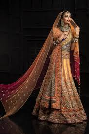 wedding dress indian wedding dresses red and gold indian wedding