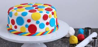 How to Decorate a Cake Using Fondant Cake Tutorial