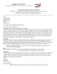 best ideas of how to write a good cover letter for media job for