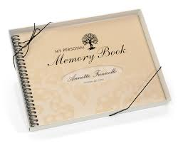 memory books without the web design
