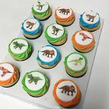 dinosaur cupcakes mini dinosaur cupcakes that s my cake