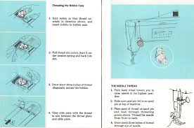 singer 457 sewing machine threading diagram