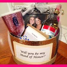 asking of honor ideas will you be my bridesmaid or of honor ideas bridesmaid