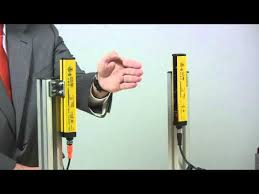 industrial safety sensors light curtains relays capacitive