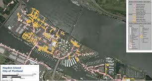 Portland City Maps by Calendar U0026 Maps Hayden Island Net