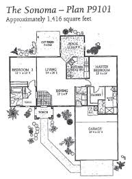arizona home plans city grand sonoma floor plan del webb sun city grand floor plan