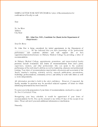 best ideas of example letter of recommendation for faculty tenure