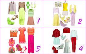 Interesting Color Combinations by Fashion Alert Fuchsia And Tangerine Combination Callmekristine