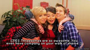 Threesome Memes - icarly inappropriate memes dirty pictures jokes