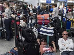Luggage United Airlines United Airlines Passenger Dragged From Plane Economic Reason