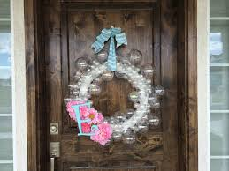 clear bubble wreath craft remedy