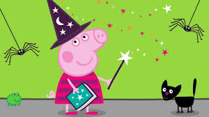 peppa pig episodes halloween special cartoons children