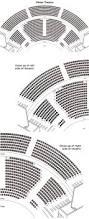 National Theatre Floor Plan National Theatre Olivier Theatre Venue Information Lovetheatre
