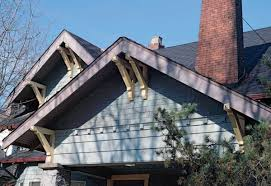 artful cuts gable trim arts crafts homes and the revival