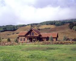 Two Story Log Homes by Log Cabin Metal Roof Houzz