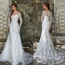 new arrival 2016 sheer satin wedding dresses overskirts off