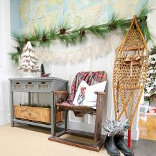 our christmas entry hall with free printable joy to the world