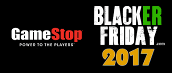 gamestop black friday 2017 deals sale black friday 2017