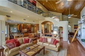 living room with hardwood floors u0026 high ceiling in tampa fl
