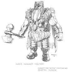 he man org u003e news u003e axel gimenez sketches and designs hans hammer