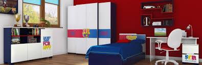 Barcelona Bedroom Furniture Club Licensed By Fc Barcelona Meblik Co Uk Furniture For