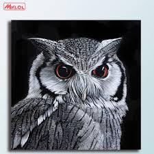 online get cheap owl art prints aliexpress com alibaba group