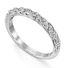 wedding band brand artcarved fashion engagement ring style 31 v204d l american