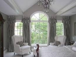 incredible palladium window treatments arched window treatment