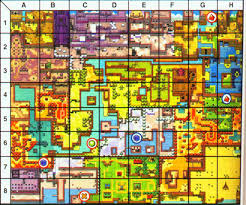 Map Of Hyrule Zelda Capital Maps Of Hyrule