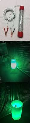 12 volt led fishing lights lights 123489 50w portable 12v high output green led fishing light