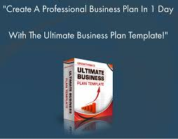 growthinks ultimate marketing plan template