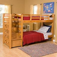 Awesome Bunk Bed Awesome Bunk Beds With Stairs And Trundle Bedroom Decoration