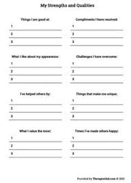 therapy worksheets children adolescents adults various topics